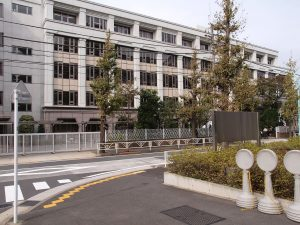 Tokyo_Jogakkan